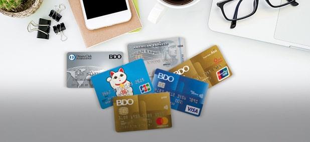 My BDO Credit Card Application (As AFreelancer)